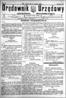 Orędownik Urzędowy powiatu Żnińskiego 1926.12.04.R.39 nr 94