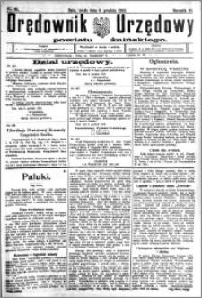 Orędownik Urzędowy powiatu Żnińskiego 1926.12.08.R.39 nr 95