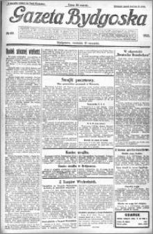 Gazeta Bydgoska 1922.09.10 R.1 nr 60