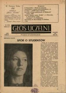 Głos Uczelni / UMK R. 8 nr 8 (51) (1959)