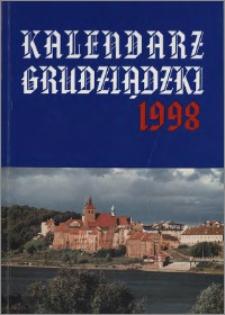 Kalendarz Grudziądzki 1998