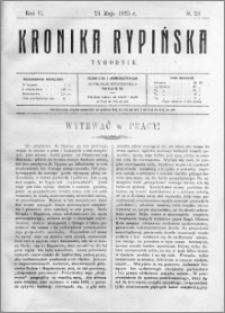 Kronika Rypińska 1925, R. 2 nr 20