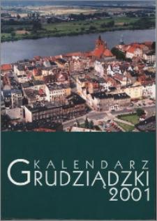Kalendarz Grudziądzki 2001