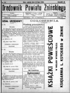 Orędownik Powiatu Żnińskiego 1930.07.12 R.43 nr 47