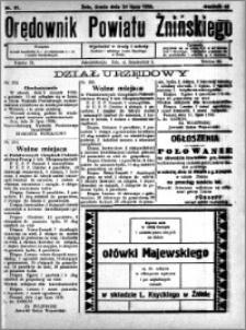 Orędownik Powiatu Żnińskiego 1930.07.30 R.43 nr 51
