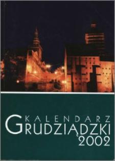 Kalendarz Grudziądzki 2002