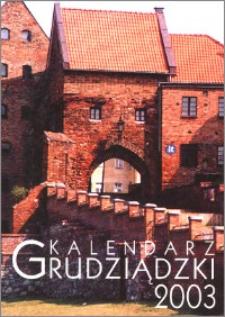 Kalendarz Grudziądzki 2003