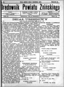 Orędownik Powiatu Żnińskiego 1931.04.04 R.44 nr 24