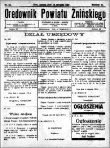 Orędownik Powiatu Żnińskiego 1931.08.15 R.44 nr 52
