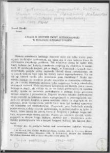 Uwagi o historii domu mieszkalnego w krajach nadbałtyckich