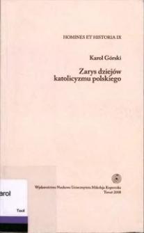 Zarys dziejów katolicyzmu polskiego