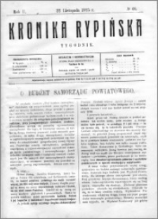 Kronika Rypińska 1925, R. 2 nr 46