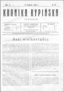 Kronika Rypińska 1925, R. 2 nr 48
