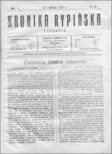 Kronika Rypińska 1925, R. 2 nr 49
