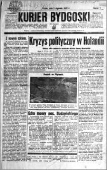 Kurjer Bydgoski 1937.01.01 R.16 nr 1