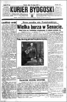 Kurjer Bydgoski 1937.02.19 R.16 nr 40