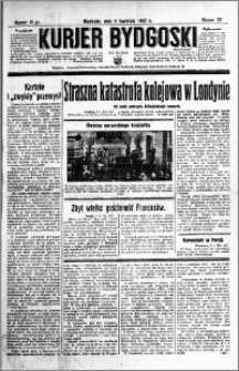 Kurjer Bydgoski 1937.04.04 R.16 nr 77