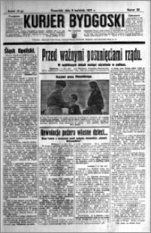 Kurjer Bydgoski 1937.04.08 R.16 nr 80