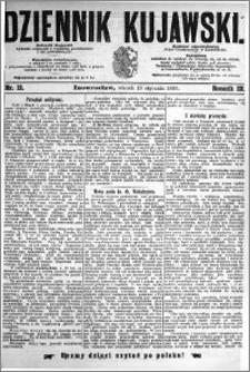 Dziennik Kujawski 1895.01.15 R.3 nr 12