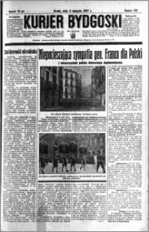 Kurjer Bydgoski 1937.08.04 R.16 nr 176