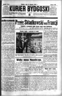 Kurjer Bydgoski 1937.08.14 R.16 nr 185