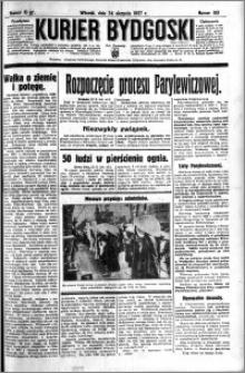 Kurjer Bydgoski 1937.08.24 R.16 nr 193