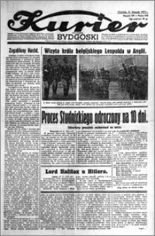 Kurier Bydgoski 1937.11.21 R.16 nr 268