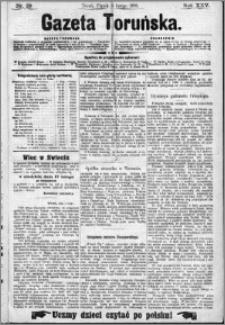 Gazeta Toruńska 1891, R. 25 nr 29