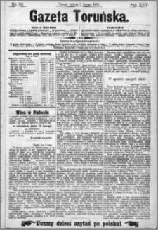 Gazeta Toruńska 1891, R. 25 nr 30
