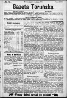 Gazeta Toruńska 1891, R. 25 nr 31