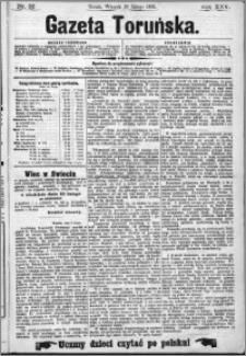 Gazeta Toruńska 1891, R. 25 nr 32