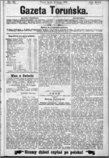Gazeta Toruńska 1891, R. 25 nr 33