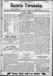 Gazeta Toruńska 1891, R. 25 nr 35