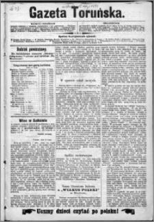 Gazeta Toruńska 1891, R. 25 nr 37