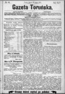 Gazeta Toruńska 1891, R. 25 nr 42