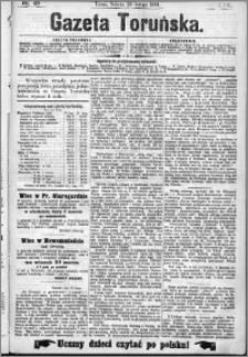 Gazeta Toruńska 1891, R. 25 nr 48