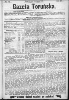 Gazeta Toruńska 1891, R. 25 nr 173