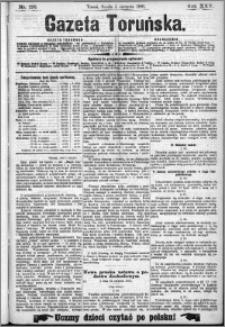 Gazeta Toruńska 1891, R. 25 nr 176