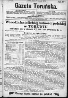 Gazeta Toruńska 1891, R. 25 nr 179