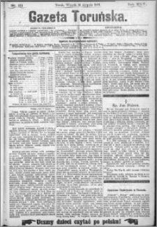 Gazeta Toruńska 1891, R. 25 nr 181