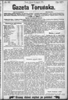 Gazeta Toruńska 1891, R. 25 nr 185