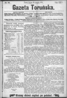 Gazeta Toruńska 1891, R. 25 nr 191