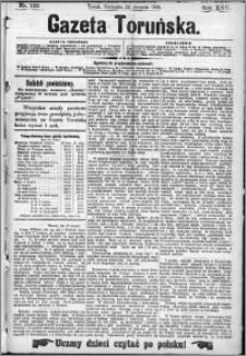 Gazeta Toruńska 1891, R. 25 nr 192