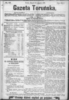 Gazeta Toruńska 1891, R. 25 nr 193