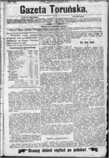 Gazeta Toruńska 1891, R. 25 nr 194