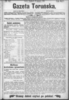 Gazeta Toruńska 1891, R. 25 nr 198