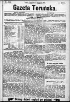 Gazeta Toruńska 1891, R. 25 nr 255
