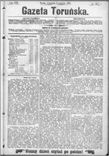 Gazeta Toruńska 1891, R. 25 nr 279
