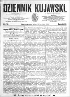 Dziennik Kujawski 1895.04.02 R.3 nr 75
