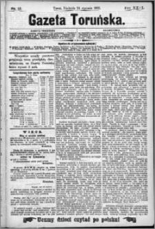 Gazeta Toruńska 1892, R. 26 nr 19